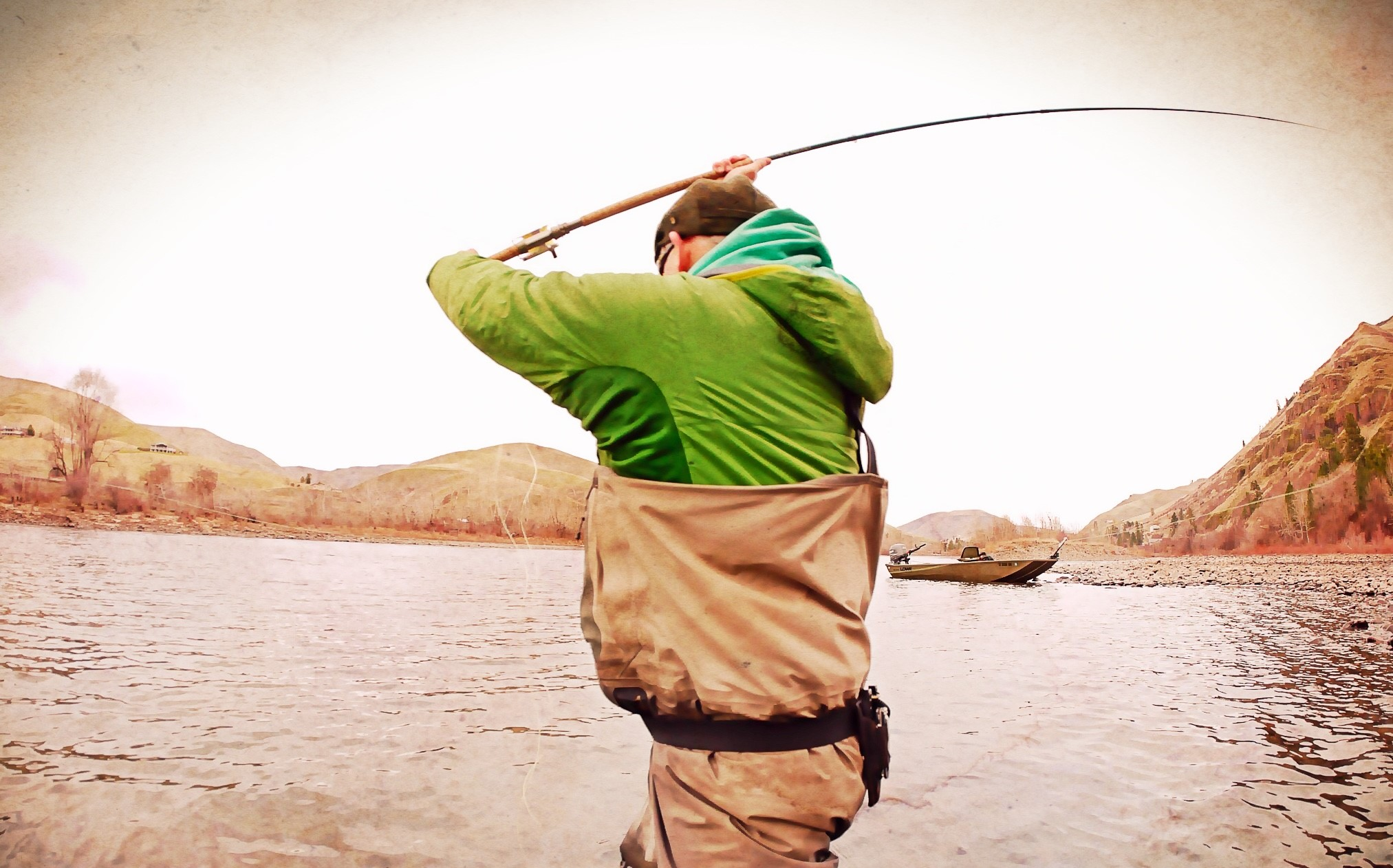 Tension: The Key to the Spey Cast?