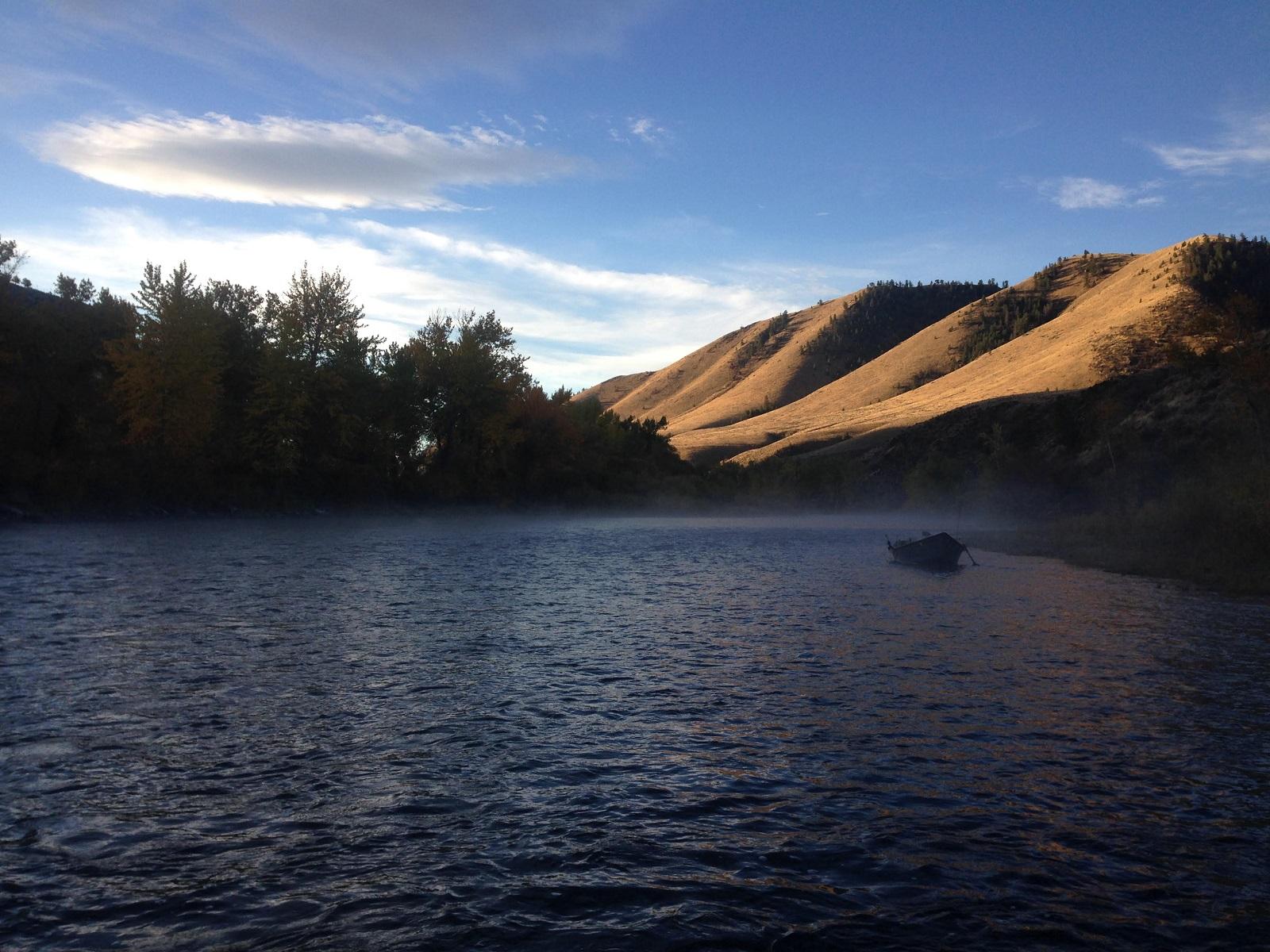 Idaho's Salmon River Fly Box
