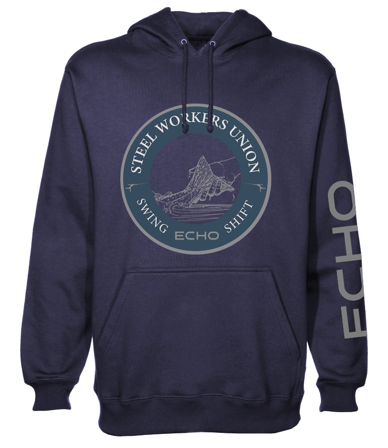 Echo Swing Shift Sweatshirt