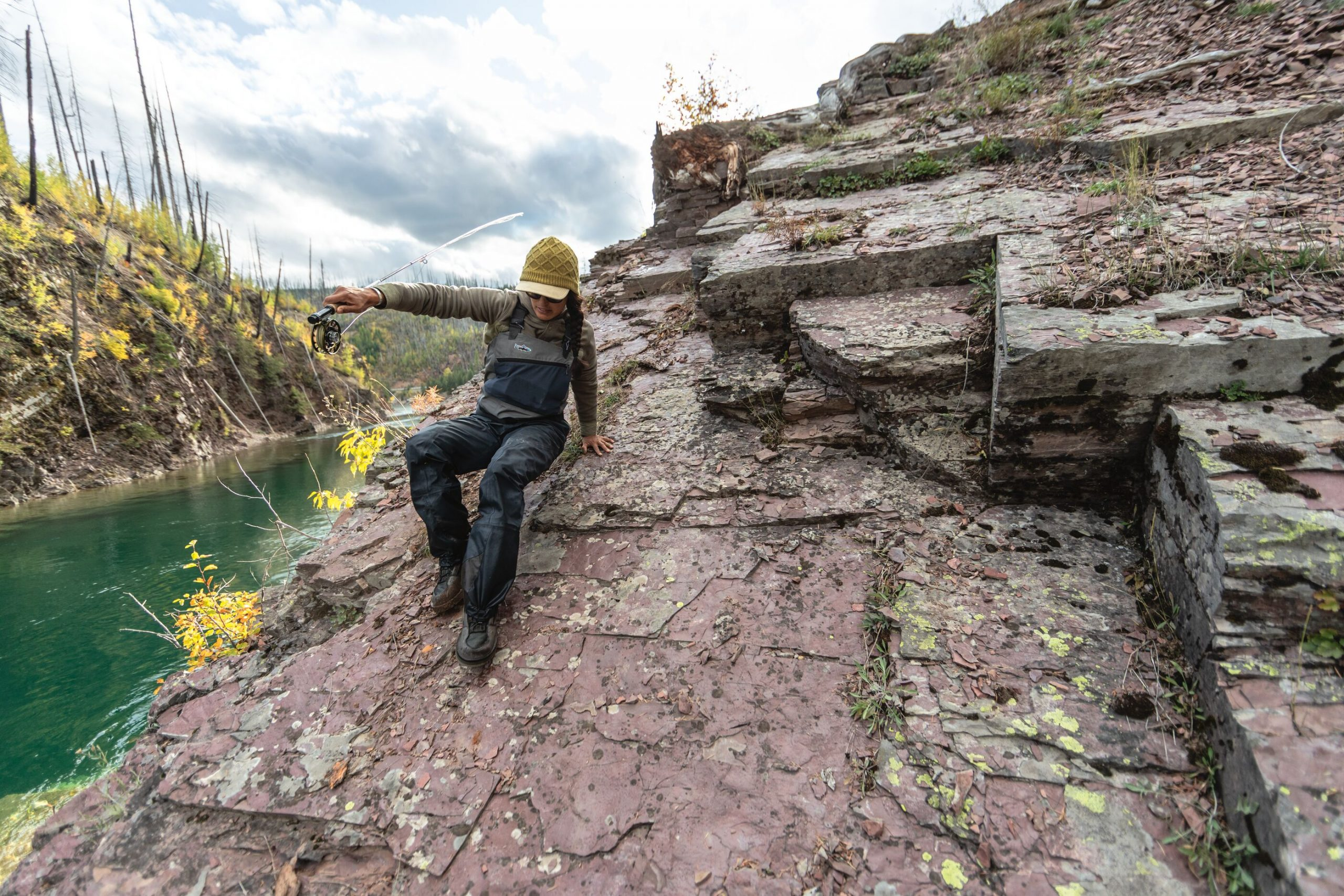 Patagonia Introduces Women's and Men's Swiftcurrent Waders