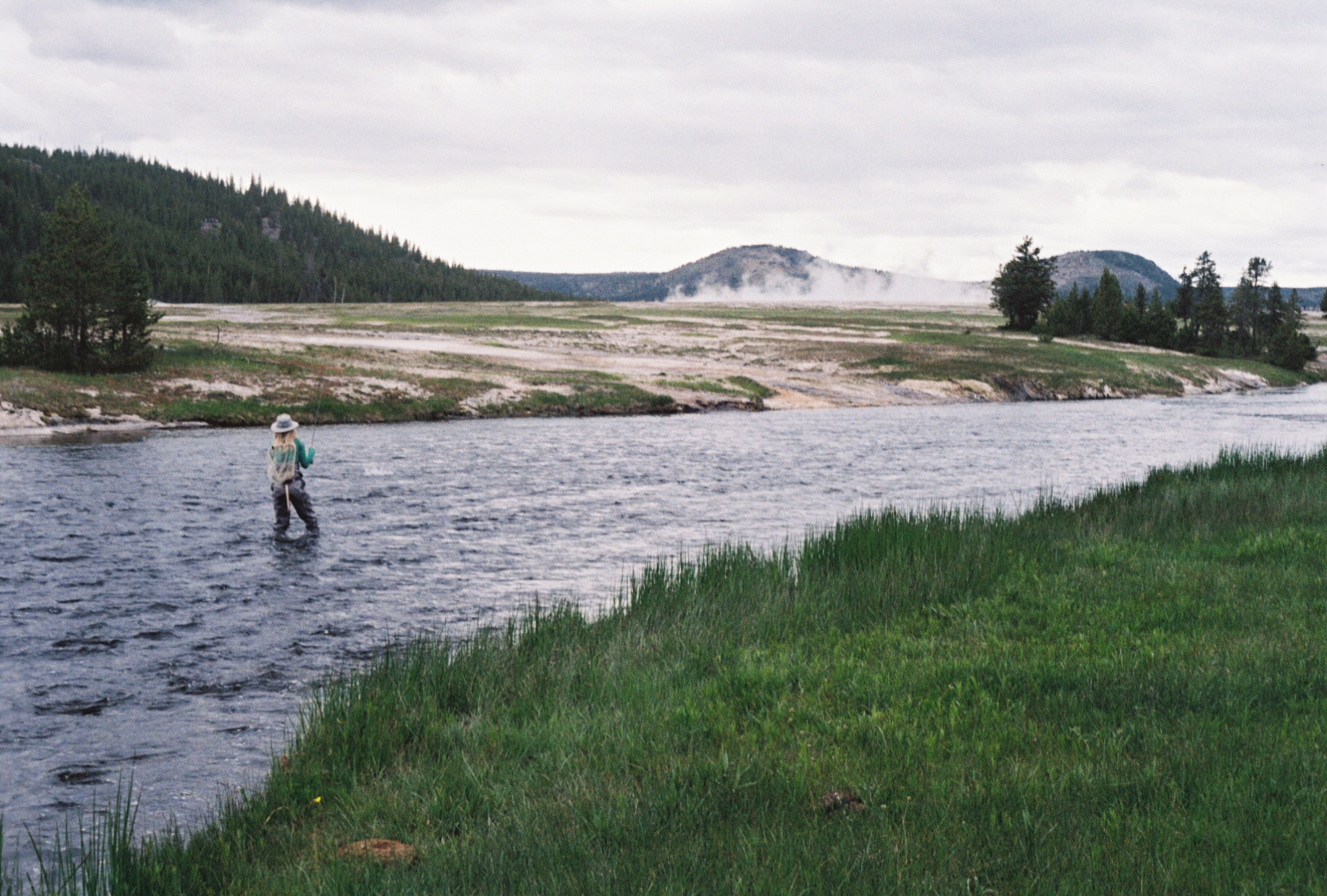 Opening Day: An Ode to the Firehole